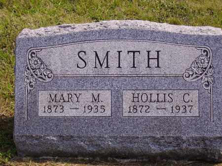 SMITH, HOLLIS C. - Meigs County, Ohio   HOLLIS C. SMITH - Ohio Gravestone Photos
