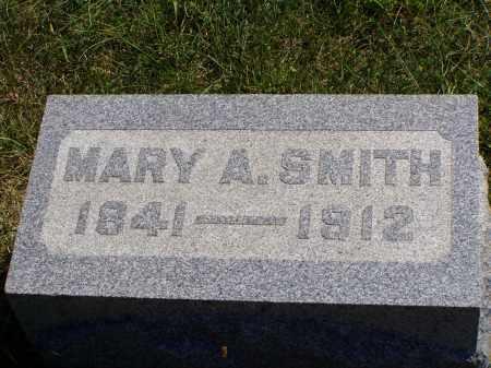 SMITH, MARY A. - Meigs County, Ohio   MARY A. SMITH - Ohio Gravestone Photos
