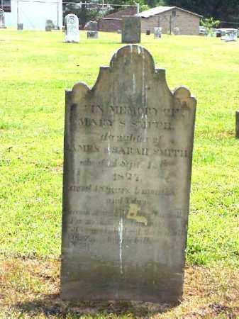 SMITH, MARY S. - Meigs County, Ohio | MARY S. SMITH - Ohio Gravestone Photos
