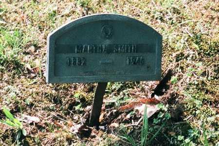 KIDDER SMITH, MARTHA - Meigs County, Ohio | MARTHA KIDDER SMITH - Ohio Gravestone Photos