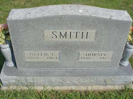 SMITH, DORSEL - Meigs County, Ohio | DORSEL SMITH - Ohio Gravestone Photos