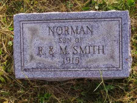 SMITH, NORMAN - Meigs County, Ohio | NORMAN SMITH - Ohio Gravestone Photos