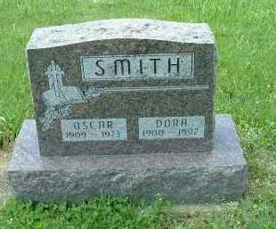 SMITH, OSCAR - Meigs County, Ohio | OSCAR SMITH - Ohio Gravestone Photos
