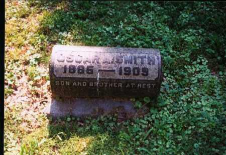 SMITH, OSCAR - Meigs County, Ohio   OSCAR SMITH - Ohio Gravestone Photos
