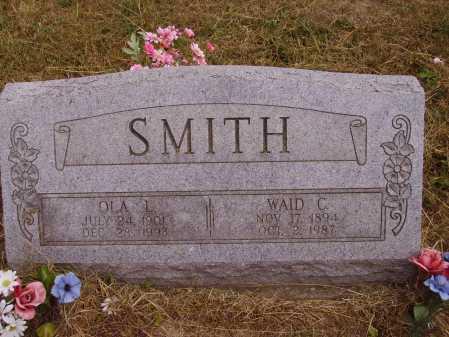 SMITH, OLA L. - Meigs County, Ohio | OLA L. SMITH - Ohio Gravestone Photos