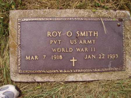 SMITH, ROY O. - Meigs County, Ohio   ROY O. SMITH - Ohio Gravestone Photos