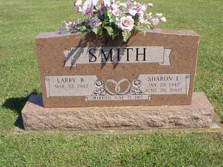 SMITH, LARRY - Meigs County, Ohio | LARRY SMITH - Ohio Gravestone Photos