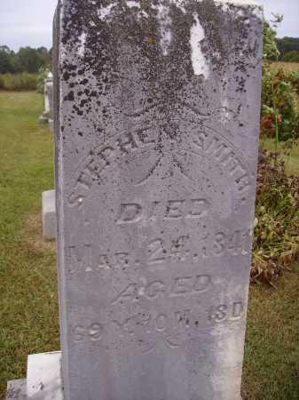 SMITH, STEPHEN - Meigs County, Ohio   STEPHEN SMITH - Ohio Gravestone Photos