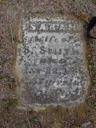SMITH, SARAH - Meigs County, Ohio | SARAH SMITH - Ohio Gravestone Photos