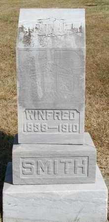 SMITH, WINFRED - Meigs County, Ohio   WINFRED SMITH - Ohio Gravestone Photos