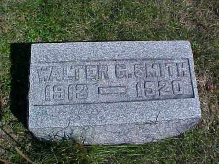 SMITH, WALTER G. - Meigs County, Ohio   WALTER G. SMITH - Ohio Gravestone Photos