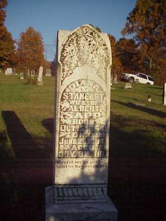SNAPP, DIANA - Meigs County, Ohio   DIANA SNAPP - Ohio Gravestone Photos