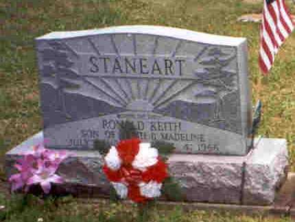 STANEART, RONALD KEITH - Meigs County, Ohio   RONALD KEITH STANEART - Ohio Gravestone Photos