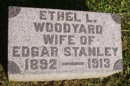 STANLEY, ETHEL L. - Meigs County, Ohio   ETHEL L. STANLEY - Ohio Gravestone Photos