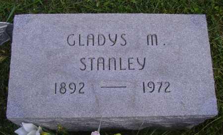 STANLEY, GLADYS M. - Meigs County, Ohio | GLADYS M. STANLEY - Ohio Gravestone Photos