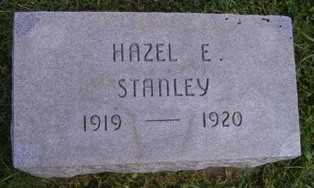 STANLEY, HAZEL E. - Meigs County, Ohio | HAZEL E. STANLEY - Ohio Gravestone Photos