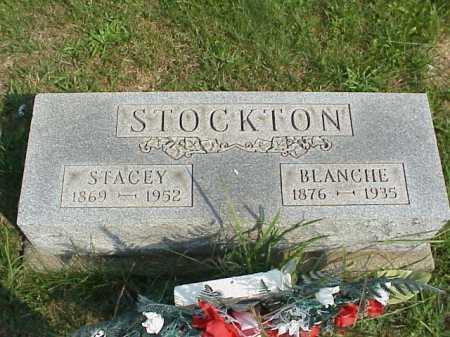 STOCKTON, STACEY - Meigs County, Ohio | STACEY STOCKTON - Ohio Gravestone Photos