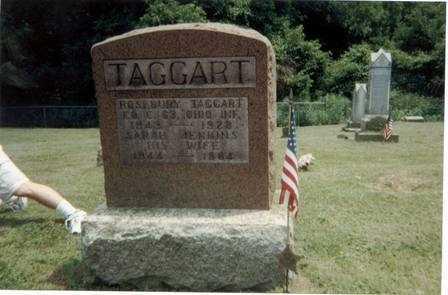 TAGGART, ROSEBURY - Meigs County, Ohio   ROSEBURY TAGGART - Ohio Gravestone Photos