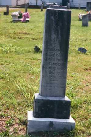 TAYLOR, ELIZABETH L. - Meigs County, Ohio   ELIZABETH L. TAYLOR - Ohio Gravestone Photos