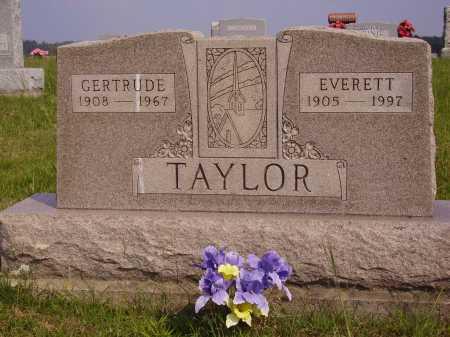 TAYLOR, GERTRUDE - Meigs County, Ohio | GERTRUDE TAYLOR - Ohio Gravestone Photos