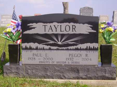 TAYLOR, PEGGY R. - Meigs County, Ohio | PEGGY R. TAYLOR - Ohio Gravestone Photos