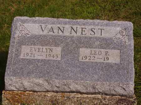 VAN NEST, LEO - Meigs County, Ohio   LEO VAN NEST - Ohio Gravestone Photos