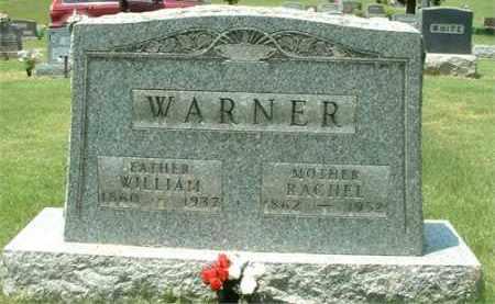 WARNER, WILLIAM - Meigs County, Ohio | WILLIAM WARNER - Ohio Gravestone Photos