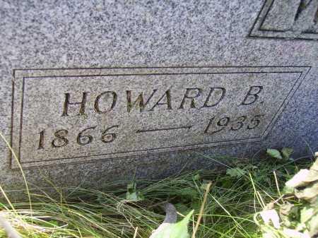 WELLS, HOWARD BUTLER - Meigs County, Ohio | HOWARD BUTLER WELLS - Ohio Gravestone Photos