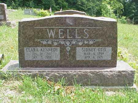 WELLS, SIDNEY OTIS - Meigs County, Ohio | SIDNEY OTIS WELLS - Ohio Gravestone Photos