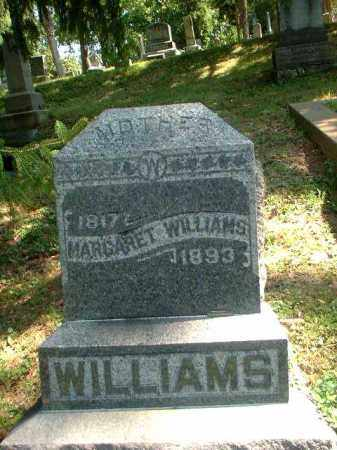 WILLIAMS, MARGARET - Meigs County, Ohio | MARGARET WILLIAMS - Ohio Gravestone Photos