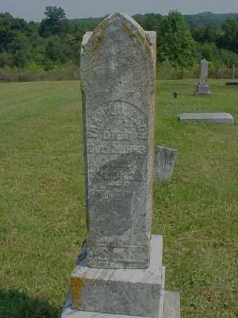 WILSON, FRANK - Meigs County, Ohio | FRANK WILSON - Ohio Gravestone Photos