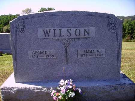 WILSON, GEORGE L. - Meigs County, Ohio | GEORGE L. WILSON - Ohio Gravestone Photos