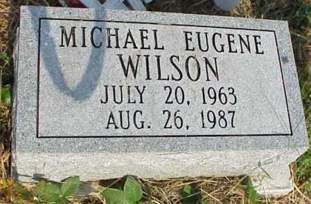 WILSON, MICHAEL EUGENE - Meigs County, Ohio   MICHAEL EUGENE WILSON - Ohio Gravestone Photos