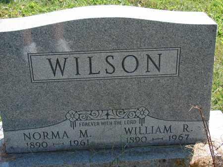 WILSON, NORMA MABEL - Meigs County, Ohio | NORMA MABEL WILSON - Ohio Gravestone Photos
