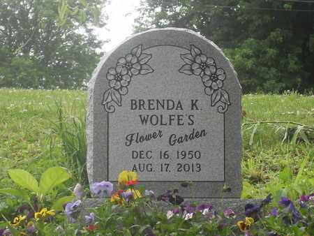 WOLFE, BRENDA - Meigs County, Ohio | BRENDA WOLFE - Ohio Gravestone Photos