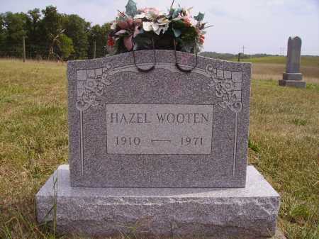 WOOTEN, HAZEL - Meigs County, Ohio | HAZEL WOOTEN - Ohio Gravestone Photos