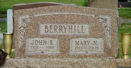 BERRYHILL, MARY N. - Miami County, Ohio | MARY N. BERRYHILL - Ohio Gravestone Photos