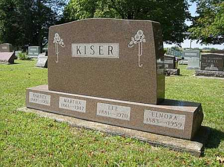 KISER, HARRY LEE - Miami County, Ohio | HARRY LEE KISER - Ohio Gravestone Photos