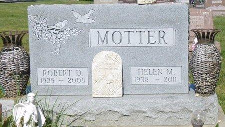 MOTTER, HELEN M - Miami County, Ohio   HELEN M MOTTER - Ohio Gravestone Photos