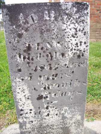 PENNY, JOHN SR - Miami County, Ohio | JOHN SR PENNY - Ohio Gravestone Photos