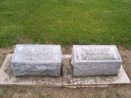 PENNY GUNCKEL, OLA - Miami County, Ohio | OLA PENNY GUNCKEL - Ohio Gravestone Photos