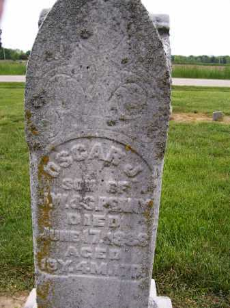 PENNY, OSCAR J - Miami County, Ohio   OSCAR J PENNY - Ohio Gravestone Photos