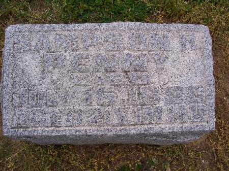 PENNY, SAMPSON - Miami County, Ohio | SAMPSON PENNY - Ohio Gravestone Photos