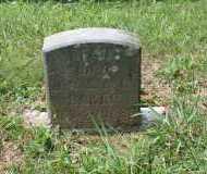 BAKER, INFANT - Monroe County, Ohio | INFANT BAKER - Ohio Gravestone Photos