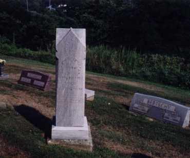 EISENBARTH, CASPER - Monroe County, Ohio | CASPER EISENBARTH - Ohio Gravestone Photos