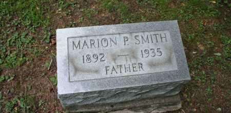 SMITH, MARION P. - Monroe County, Ohio   MARION P. SMITH - Ohio Gravestone Photos