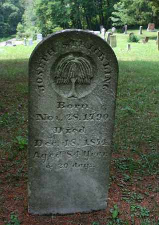 STRICKLING, JOSEPH - Monroe County, Ohio | JOSEPH STRICKLING - Ohio Gravestone Photos
