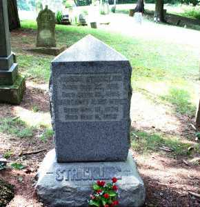 STRICKLING, MARGARET ANN - Monroe County, Ohio | MARGARET ANN STRICKLING - Ohio Gravestone Photos