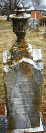 APPLE, ENOCH - Montgomery County, Ohio   ENOCH APPLE - Ohio Gravestone Photos