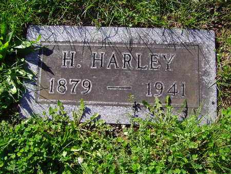 APPLE, H. HARLEY - Montgomery County, Ohio | H. HARLEY APPLE - Ohio Gravestone Photos